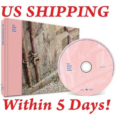 $16.99 • Buy US SHIPPING BTS[WINGS:YOU NEVER WALK ALONE]RIGHT CD+BTS POSTER+etc+Tracking