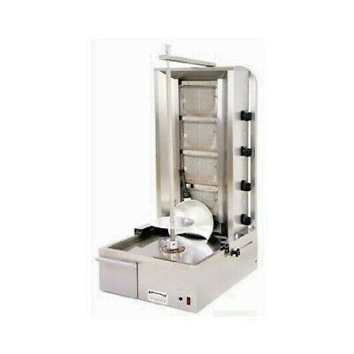 Archway 4 Burner Doner Kebab Machine (NATURAL GAS) • 850£