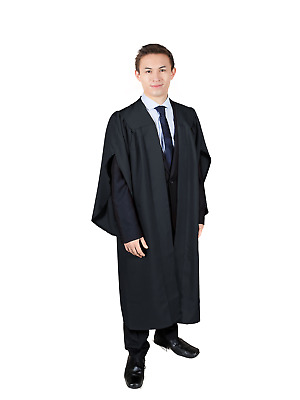Open Front Choir Robe Or Simple Graduation Gown - Free P&P • 19.99£