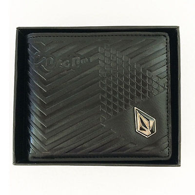 AU31.45 • Buy New With Box Volcom Men's Surf Synthetic Leather Wallet  Xmas Gift #211