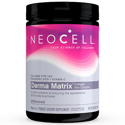 $24.69 • Buy NeoCell Derma Matrix Collagen Skin Complex 6.46 Oz FREE Shipping Made In USA