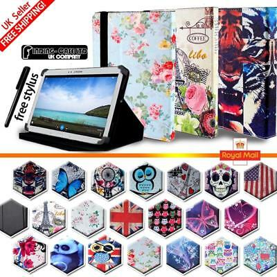 Folio Stand Leather Cover Case For 7  8  10.1  Samsung Galaxy Tab A A6 Tablet • 5.99£