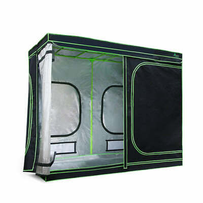 AU232.95 • Buy Green Fingers 240cm Hydroponic Grow Tent