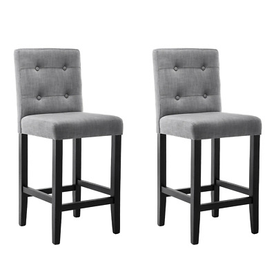 AU167.33 • Buy Artiss Set Of 2 French Provincial Dining Chairs - Grey