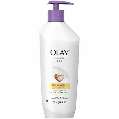 AU22.93 • Buy OLAY Quench Body Lotion Ultra Moisture Shea Butter |11.80 Oz |2 Pack