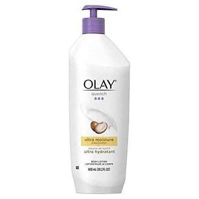 AU51.04 • Buy Olay Quench Body Lotion Ultra Moisture With Shea Butter 20.0 Ounce, 4 Pack
