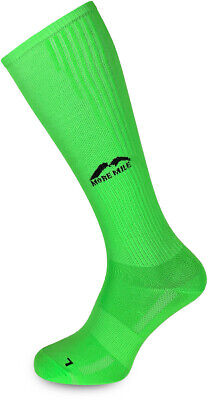 More Mile California Compression Socks Green Sports Performance Recovery Sock • 4.95£