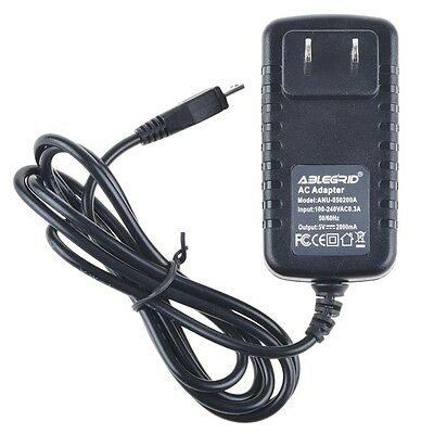 AU8.99 • Buy 5V 2A Charger AC Adapter Cord For ANKER PowerCORE 20100 EXTERNAL BATTERY Power