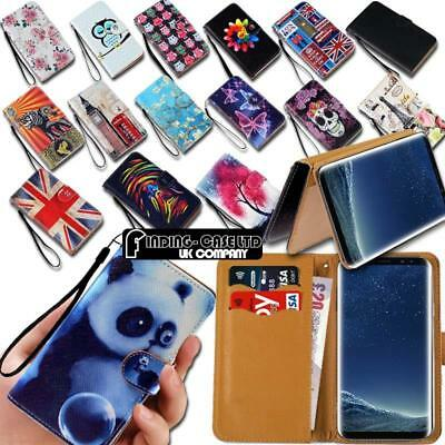 £1.99 • Buy For Samsung Galaxy S S2 S3 S4 S5 Leather Smart Stand Wallet Case Cover