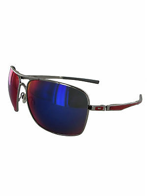 fbf757b58ea Oakley Mens 4063 Plaintiff Squared Polarized Sunglasses