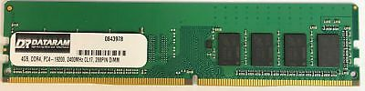 $ CDN32.94 • Buy Dataram 4gb Dimm Memory Ram For Dell Alienware Aurora R6