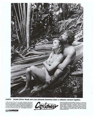 Oliver Reed Amanda Donohoe 8x10 Photo Picture Very Nice Fast Free Shipping #1 • 5.52£