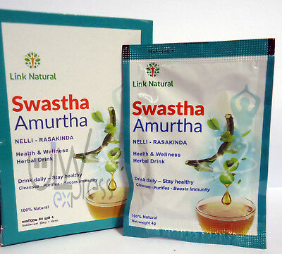 $ CDN7.78 • Buy Herbal Drink | Link Swastha Amurtha | 100% Natural  | 5 Packets +1 FREE
