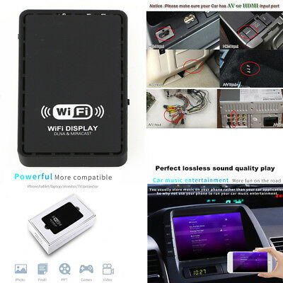 $ CDN65.81 • Buy Multifunctional Wifi Radio Dongle Mirror Link Airplay DLNA Car Parts For Android