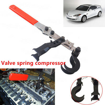 $30.95 • Buy Powerful Valve Spring Compressor Pusher Hand Tool For Car Engine Cylinder Parts