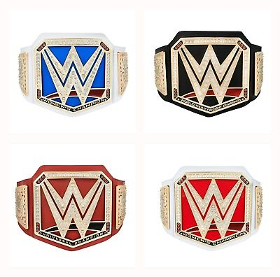 AU59.77 • Buy Wwe Championship Title Belts Choose Listing Raw Smackdown Mens Womens Universal