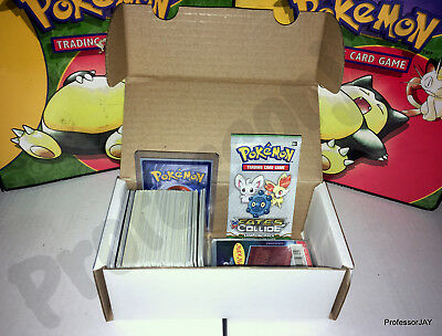 ProfessorJay's MIXED Pokemon Cards GIFT BOX SET With BOOSTERS / HOLOS / RARES  • 26.99£