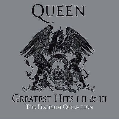 £26.09 • Buy Queen - The Platinum Collection (2011 Remastered) 3 Cd New+