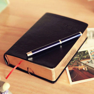 $ CDN12.49 • Buy Vintage Thick Blank Paper Notebook Notepad Leather Journal Diary Sketchbook Book