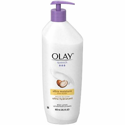 AU51.04 • Buy Olay Quench Body Lotion With Luminous Minerals 20.2 Oz (Pack Of 4)