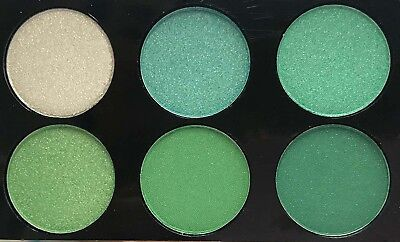 £3.68 • Buy Laval Green Eyeshadow Palette Beautiful 6-Shade Large 9g New Sealed Cruelty Free