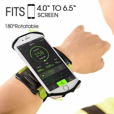AU22.99 • Buy Genuine VUP® Sport Gym Running Wristband Holder For IPhone 11 Pro XS Max XR X 8