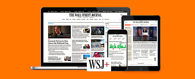 $79.99 • Buy [Trusted US Seller]Wall Street Journal WSJ 3-Year PERSONAL Digital Subscription