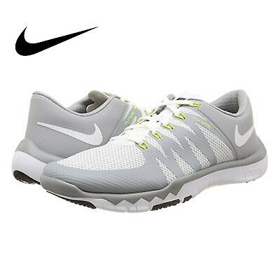 a0f91cc4c20c Nike Free Trainer 5.0 V6 Men s Running Shoes (719922-100) Size 10 •