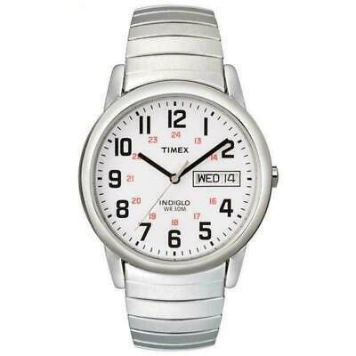 Timex Easy Reader Expanding Bracelet Mens Watch T20461 • 49.99£