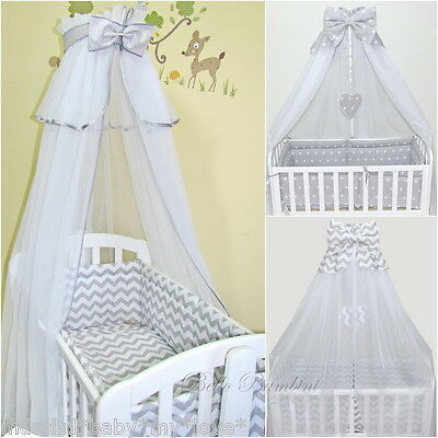 £2.99 • Buy CANOPY Drape To Fit Baby Swinging Crib/wicker Basket/cradle 300cm Wide! S A L E!