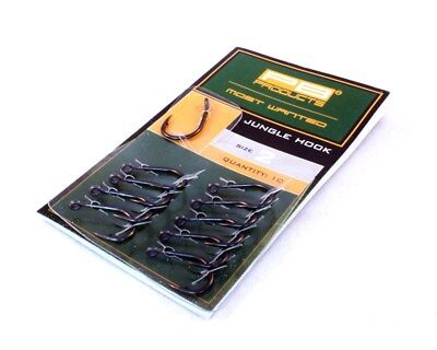 £5.69 • Buy PB Products Jungle Hook *All Sizes Available* NEW Carp Fishing Hooks