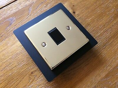 £4.31 • Buy Light Switch Plug Socket Surrounds Single Double Perspex (19 Options)