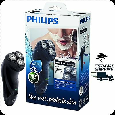 View Details AquaTouch Electric Cordless Shaver Wet Dry Shower Trimmer Rechargeable Razor New • 58.61£