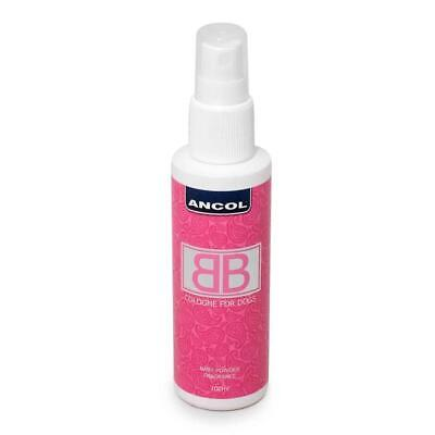 Ancol Dog Cologne New Baby With The Nostalgic Scent Of Baby Powder 100ml • 7.98£