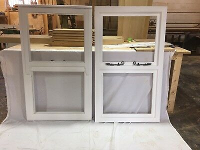 Timber Casement Mock Sash  Double Glazed Window • 500£