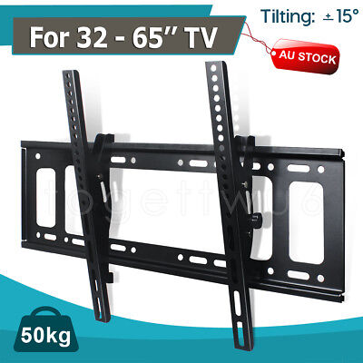 AU19.99 • Buy  TV Wall Mount Bracket LCD LED Plasma Flat Slim 14 32 40 42 47 50 52 55 60 65 70