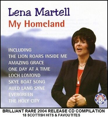 £4.25 • Buy Lena Martell Very Best Essential Greatest Scottish Favourites Hits Collection CD