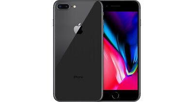 AU602.87 • Buy Apple IPhone 8 Plus - Space Gray - Factory GSM Unlocked AT&T / T-Mobile - 256GB