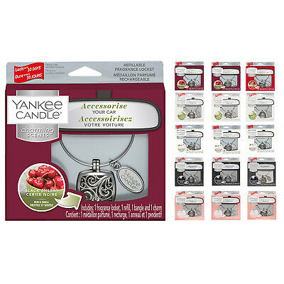 Yankee Candle Charming Scents Starter Kit - Linear/Geometric/Square • 10.99£