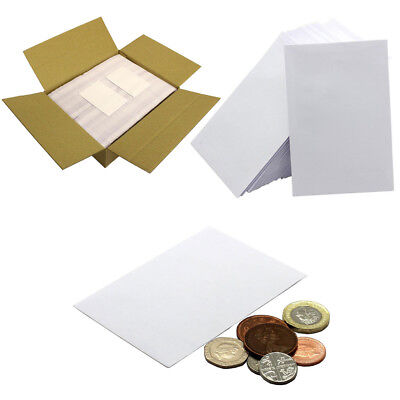 £3.25 • Buy SMALL WHITE ENVELOPES 80gsm 98 X 67mm Dinner Money Wages Coin Beads & Seeds
