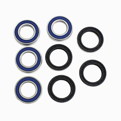 $59.50 • Buy New All Balls Rear Wheel Bearings Seals For 2002 Yamaha Yfm660 Grizzly 660