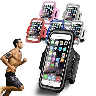Apple IPhone 11 XS MAX XR 8 Sports Armband Case Holder Gym Running Jogging Strap • 6.89£