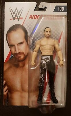 WWE Aiden English Series 90 Figure - New In Stock • 9.99£