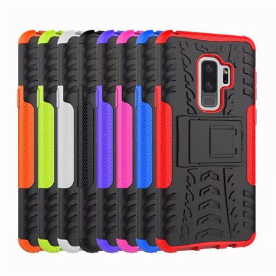 AU6.99 • Buy Shockproof Heavy Duty Rugged Cover For Samsung Galaxy S8 S9 Plus Note 8 9 Case