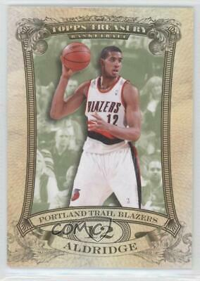 AU2.58 • Buy 2008-09 Topps Treasury Rip Cards Ripped /299 LaMarcus Aldridge #42