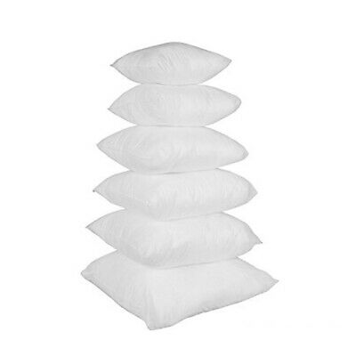 Extreme Fill Plump Hollowfibre Cushion Pads Inners Fillers Scatters - All Sizes • 6.88£
