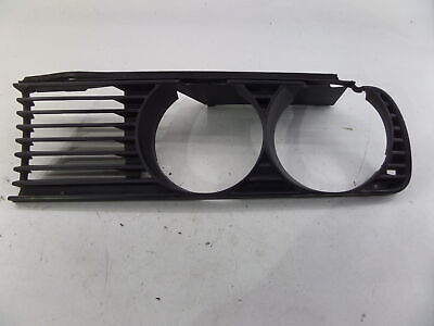 $34.99 • Buy BMW 318i Left Front Headlight Grille Grill E30 85-91 OEM 1 945 885.0 325