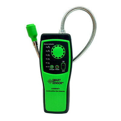 £21.35 • Buy Combustible Gas Detector Methane Leak Tester Sound Light Alarm NO Battery