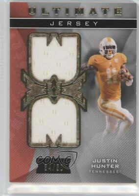 $9.74 • Buy 2013 Upper Deck Ultimate Collection Jersey /50 Justin Hunter #UJ-JH Rookie