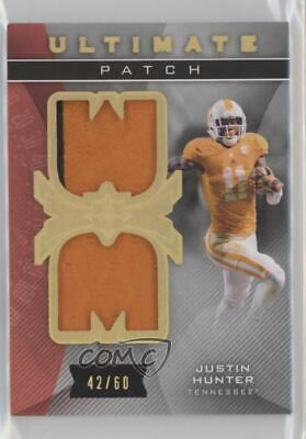 $14.34 • Buy 2013 Upper Deck Ultimate Collection Jersey /60 Justin Hunter #UJ-JH Rookie Patch